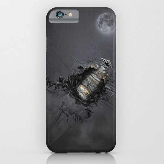 Overload the moon! iPhone & iPod Case