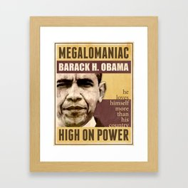 Image result for obama megalomaniac