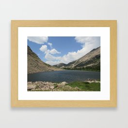 From the North Framed Art Print