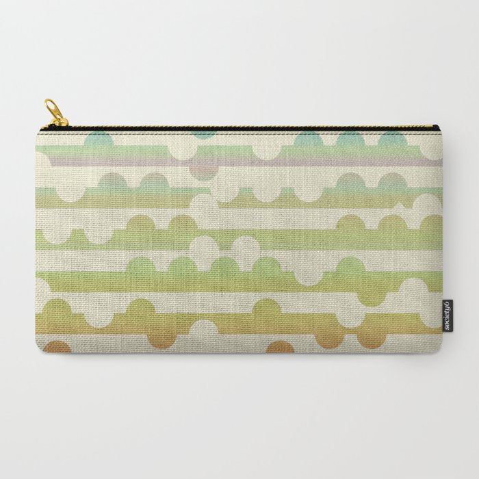 Retrometry VII Carry-All Pouch