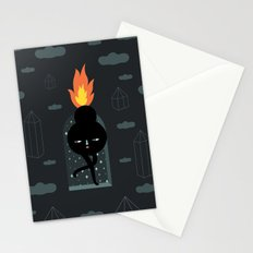 Mimu & The Fireboy Stationery Cards