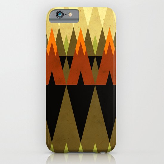 living in the woods iPhone & iPod Case
