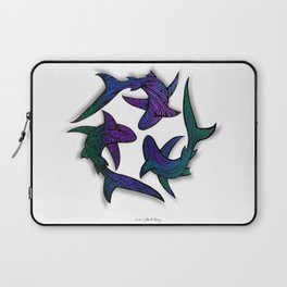 SHARK CIRCLE II Laptop Sleeve