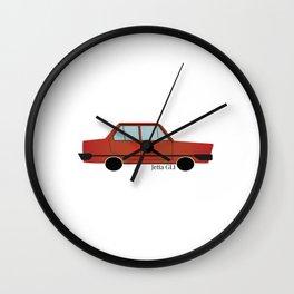 Jetta GLI Wall Clock