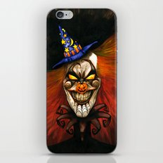 HALcLOWnEEN iPhone & iPod Skin