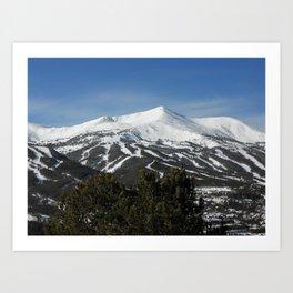 Colorado Art Print