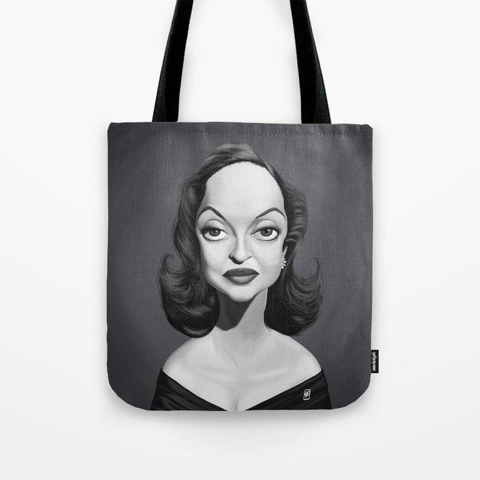 Bette Davis Tote Bag