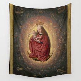 The Glorification of the Virgin, Geertgen tot Sint Jans Wall Tapestry