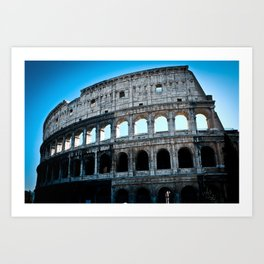 Rome - Colosseo Art Print