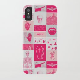Fright Delight iPhone Case