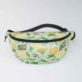 Healing Protection Potion Ingredients Fanny Pack