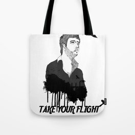 Take Your Flight  Tote Bag