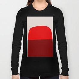 Mid Century Minimal 7 Long Sleeve T-shirt