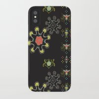 firefly iPhone & iPod Cases featuring Firefly by Nicky Ovitt