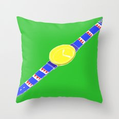 Watch_1 Throw Pillow