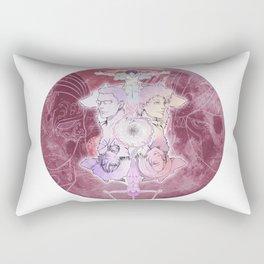 The Book of Moon Rectangular Pillow