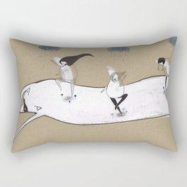 Shonen Knife Rectangular Pillow