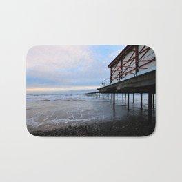 Saltburn by the Sea Bath Mat