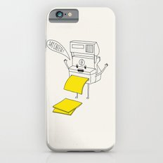 polaroid camera Slim Case iPhone 6s