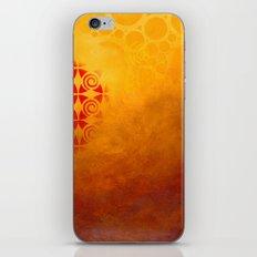 Pattern in a sandstorm iPhone & iPod Skin