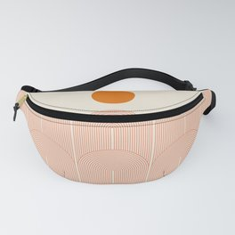 Abstraction_SUN_LINE_VISUAL_ART_Minimalism_008 Fanny Pack