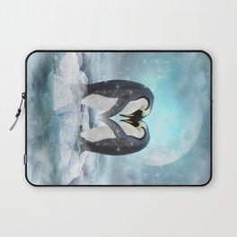 Listen Hard (Penguin Dreams) Laptop Sleeve