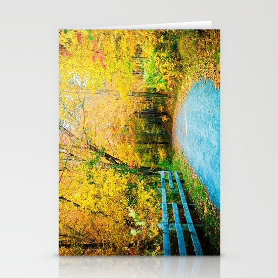 Autumn Trail Stationery Cards