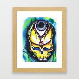 Eye see you  Framed Art Print