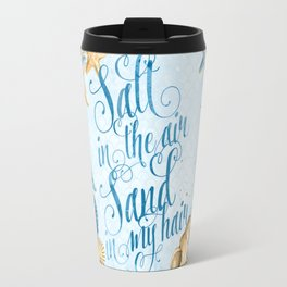 Sea & Ocean #5 Travel Mug