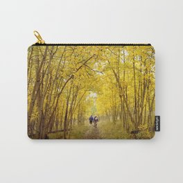 Fall's Golden Tunnel Carry-All Pouch