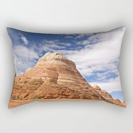 The Coyote Buttes 2 Rectangular Pillow