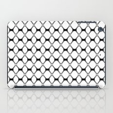 B&W pattern iPad Case