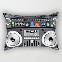 Vader GhettoBlaster Boombox  Rectangular Pillow