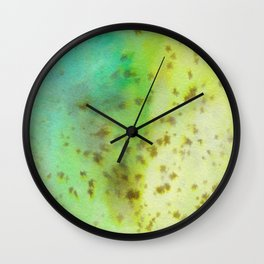 Abstract No. 248 Wall Clock