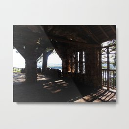 Hiding Place Metal Print