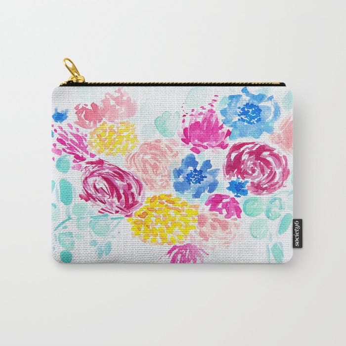 Kelley's Garden Carry-All Pouch