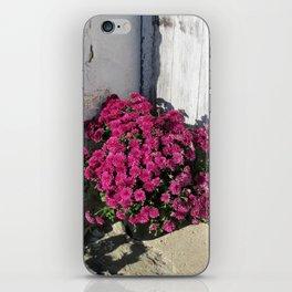 Rustic Bouquet iPhone Skin