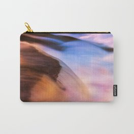 Stream of Swallowed Colors Carry-All Pouch
