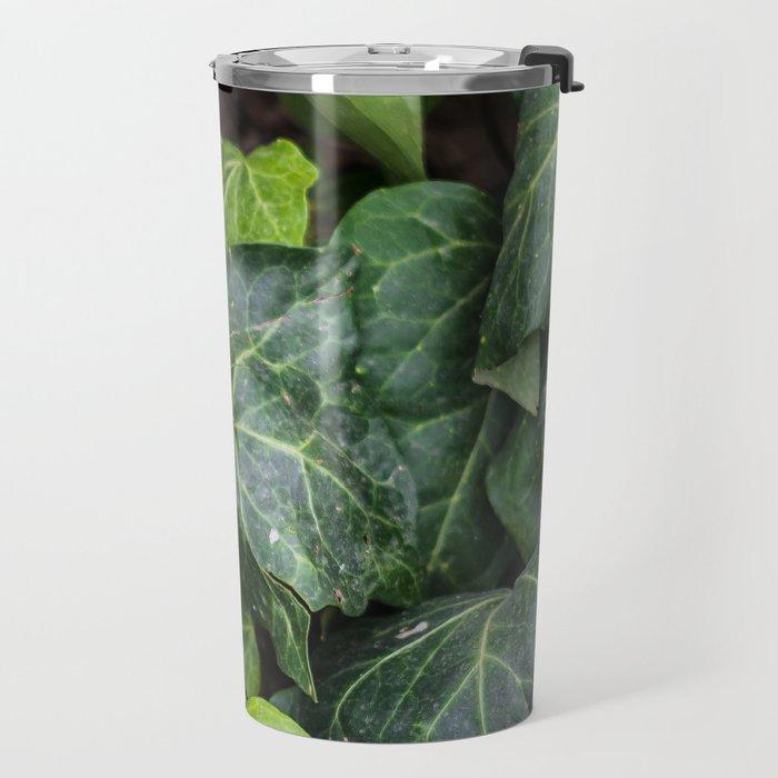 Mediterranean Ivy Travel Mug