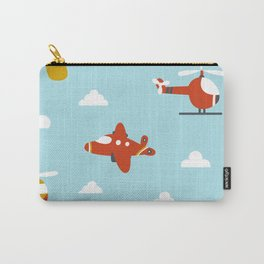 Children's plane Carry-All Pouch