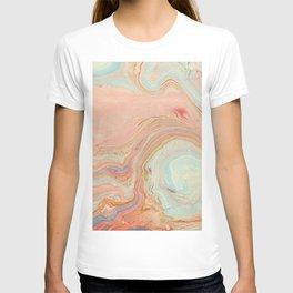 Pastel Marble T-shirt