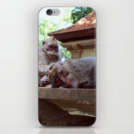 Peek.. iPhone Skin