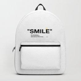 """SMILE"" Backpack"