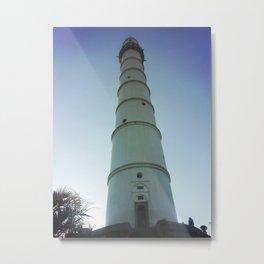 Dharara Metal Print