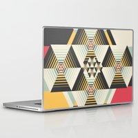 la Laptop & iPad Skins featuring La Plus by Danny Ivan