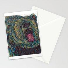 GRRR-IZZLY Stationery Cards