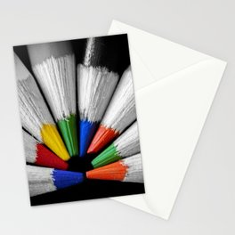 Colour Your Walls Stationery Cards