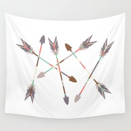 Arrow Stack Wall Tapestry