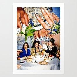 chics Art Print