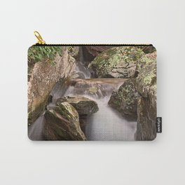 Pyramid Water Cascades Carry-All Pouch